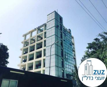 בית גבאי, רחוב חרוץ 9 תל אביב