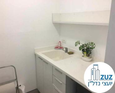 מטבחון במשרד במגדל כלבו שלום תל אביב