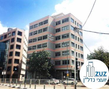 בית אינטרנשיונל, רחוב דרך מנחם בגין 80 תל אביב