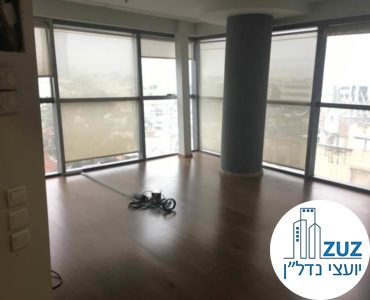 חדר פינתי במשרד במגדל פלטינום תל אביב