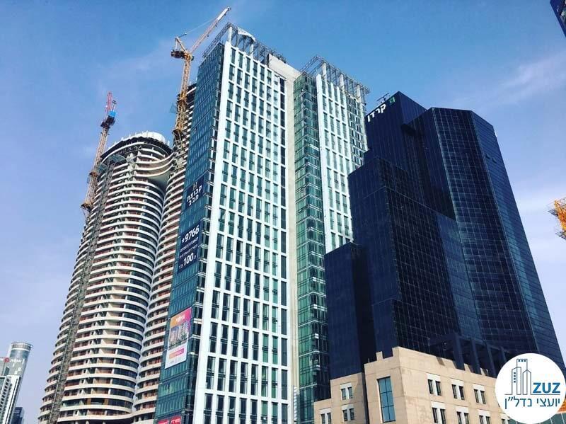 מגדל רסיטל, רחוב דרך מנחם בגין 156 תל אביב