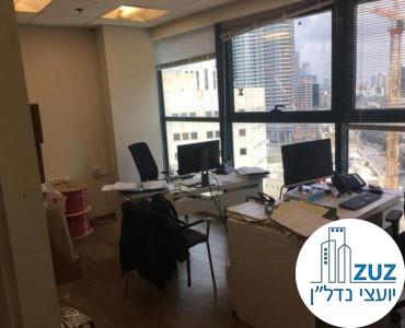 אופן ספייס במשרד בבית רובינשטיין תל אביב