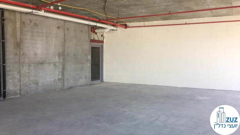 משרד ברמת מעטפת במגדל ספיר בבורסה רמת גן