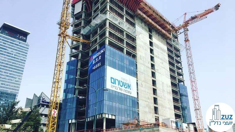 מגדל סוזוקי, רחוב יגאל אלון 82 תל אביב