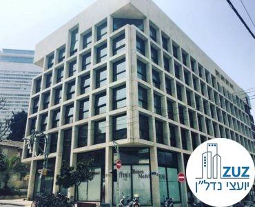 בית ו.א, רחוב קלישר 30 תל אביב