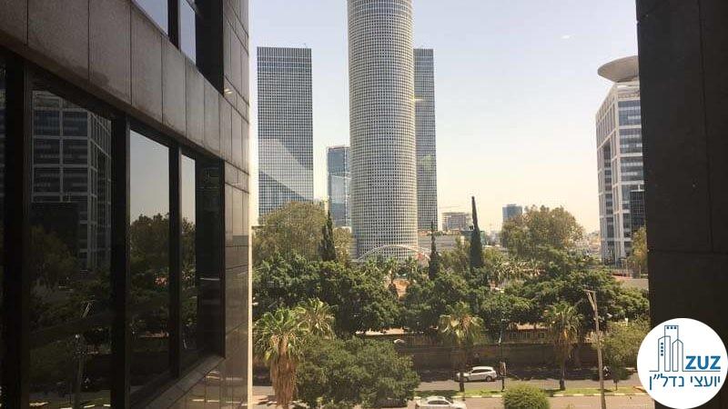 נוך ממשרד במתחם בית המשפט תל אביב