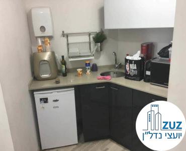 מטבחון במשרד במתחם בית המשפט תל אביב
