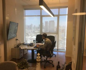 חדר מרוהט במשרד במגדל אדגר 360 תל אביב