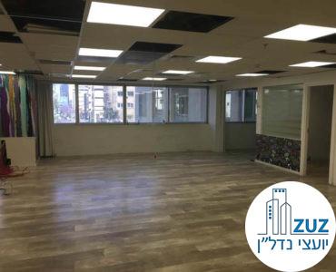 אופן ספייס במשרד במגדל אמות ביטוח תל אביב