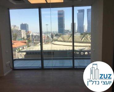 חדר במשרד במגדל הארבעה צפוני תל אביב
