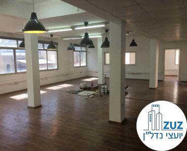 אופן ספייס במשרד במתחם רוטשילד תל אביב