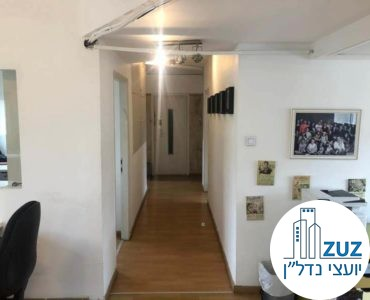 מסדרון במשרד על רחוב החשמונאים תל אביב