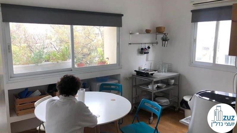 פינת אוכל במשרד על רחוב החשמונאים תל אביב