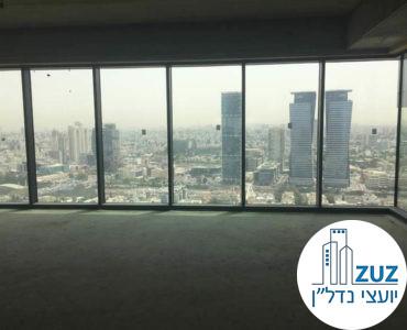 נוך למגדלי אלון במשרד במגדלי הארבעה תל אביב