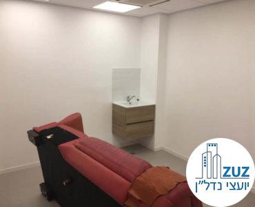 חדר בקליניקה בבית הרופאים תל אביב