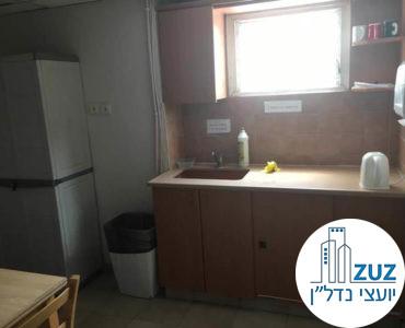 מטבחון במשרד בשכונת מונטיפיורי תל אביב