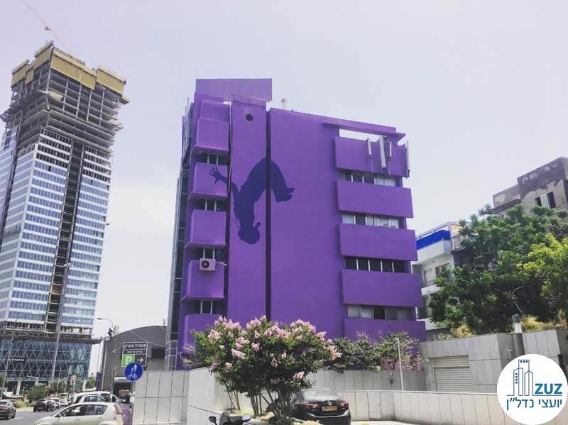הבית הסגול