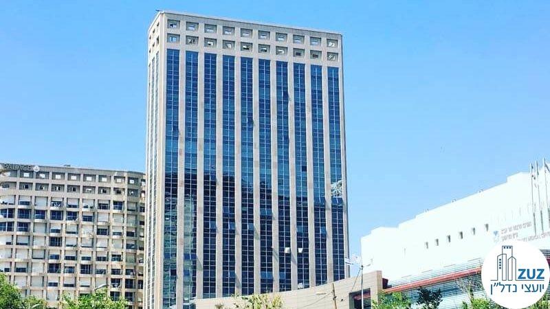 מגדל ויצמן, רחוב ויצמן 14 תל אביב
