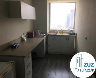 מטבחון במשרד במרכז ויצמן תל אביב