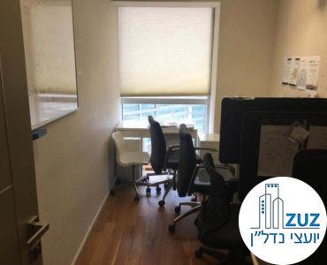חדר במשרד במגדל ויצמן תל אביב