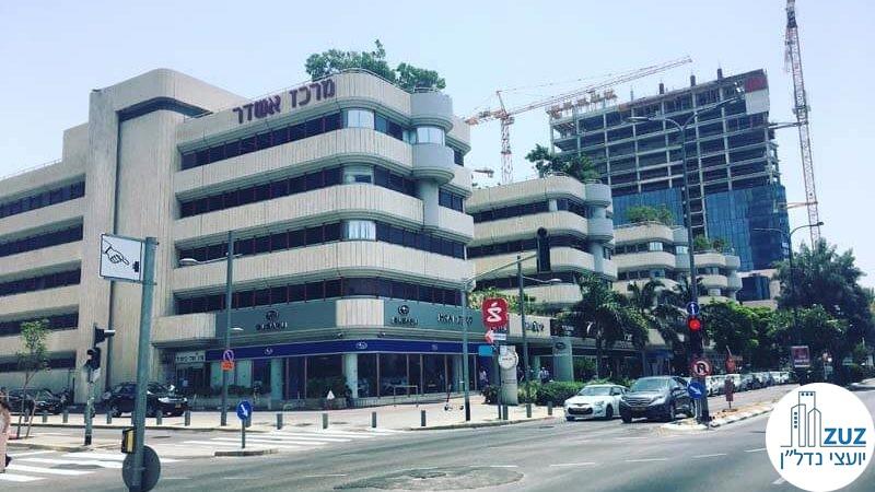 מרכז אשדר, רחוב יגאל אלון 90-92 תל אביב