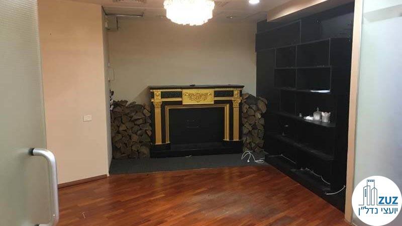חדר ישיבות במשרד בבית קרדן תל אביב