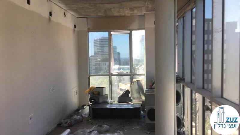משרד ברמת מעטפת בבית מוזס רוטשילד תל אביב