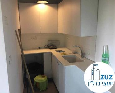 מטבחון במשרד במתחם רוטשילד תל אביב