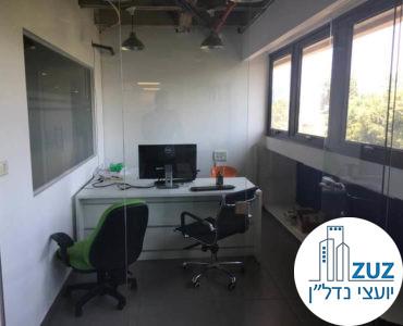 חדר מנהלים במשרד במתחם רוטשילד תל אביב