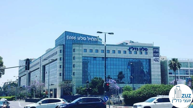 הלויל סלע 2000, רחוב יגאל אלון 53-57 תל אביב