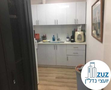 מטבחון במשרד במגדלי שקל תל אביב