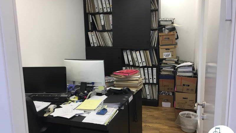 חדר מרוהט במשרד במגדל אלקטרה סיטי תל אביב