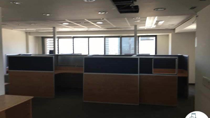 אופן ספייס במשרד במגדל נצבא תל אביב