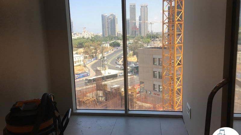 חדר במשרד במגדל WE תל אביב