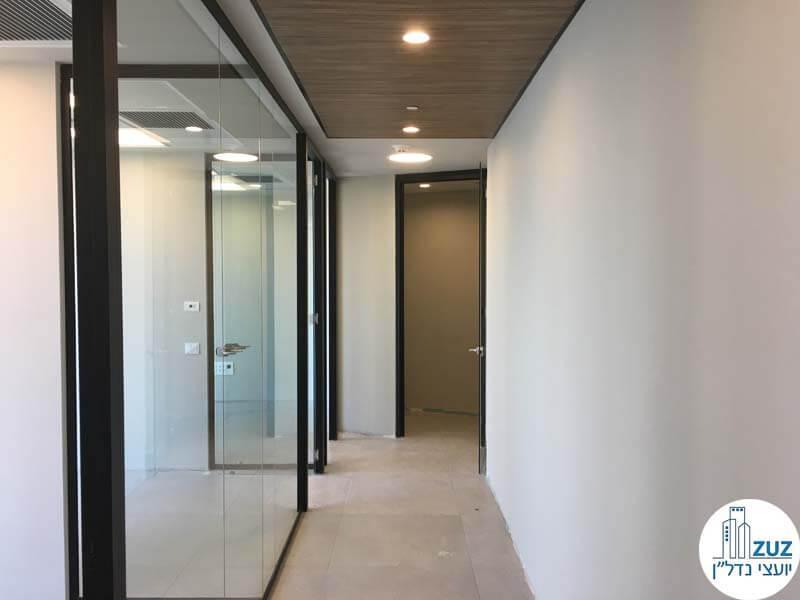 מציאת המשרד החדש בתל אביב