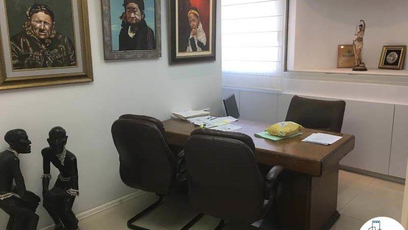 חדר מרוהט במשרד בבית אשדר תל אביב