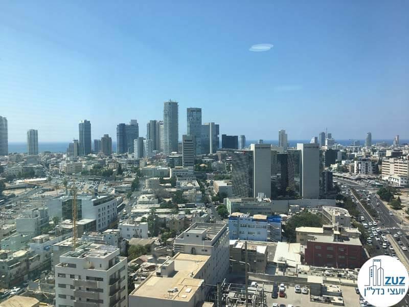 בחירת מיקום המשרד בתל אביב