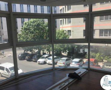 חדר פנורמי במשרד ברחוב התעשייה תל אביב