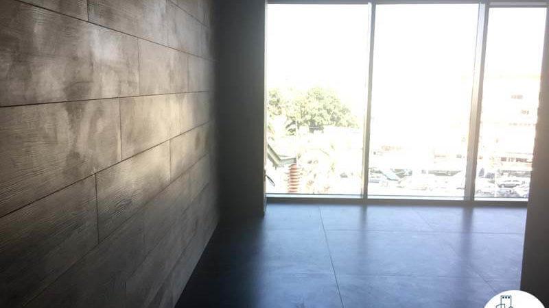 פינת כניסה במשרד במגדלי הארבעה תל אביב