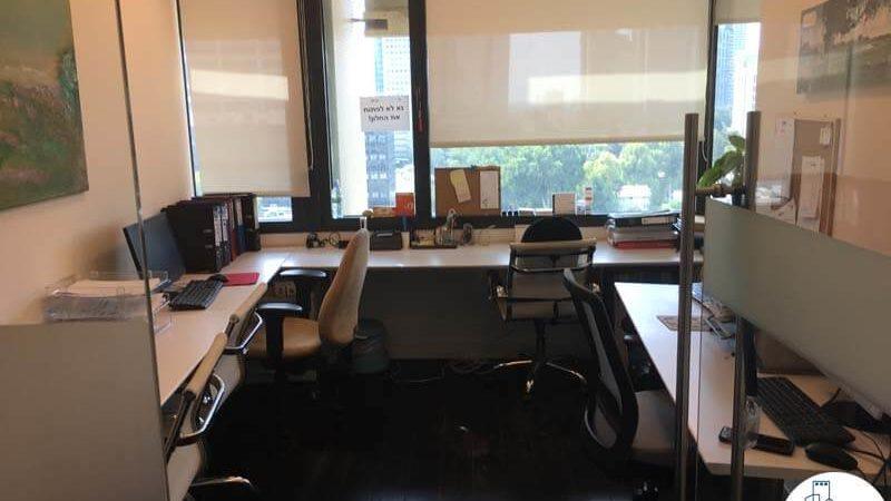 חדר במשרד להשכרה לעורכי דין בתל אביב