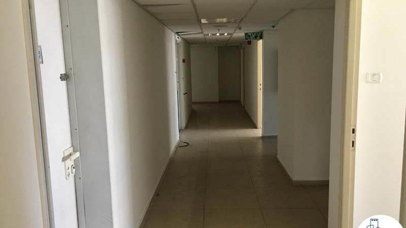 מסדרון במשרד ברחוב קרמנצקי תל אביב