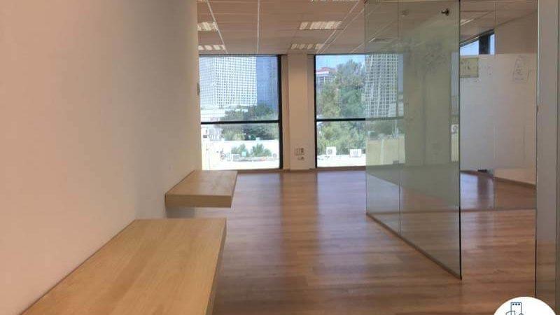 מדסרון במשרד להשכרה בשכונת מונטיפיורי תל אביב