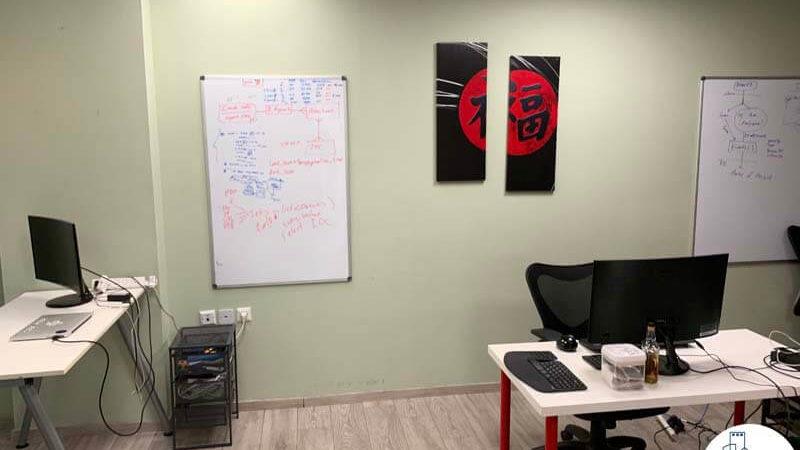 חדר במשרד להשכרה ברחוב שדרות יהודית תל אביב