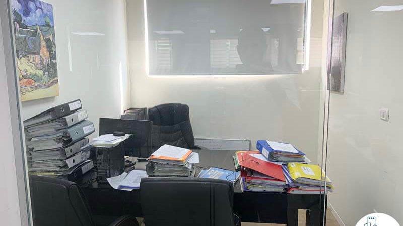 חדר עבודה במשרד להשכרה לעורכי דין בתל אביב
