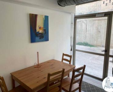 פינת אוכל במשרד להשכרה ברחוב שדרות יהודית תל אביב