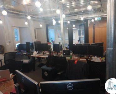 עמדות עבודה במשרד להשכרה במתחם שרונה תל אביב