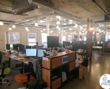 אופן ספייס במשרד להשכרה במתחם שרונה תל אביב