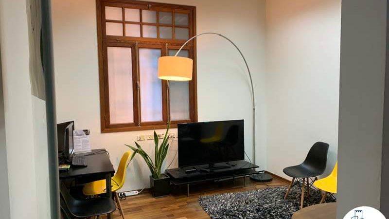 חדר עבודה במשרד להשכרה במתחם רוטשילד תל אביב