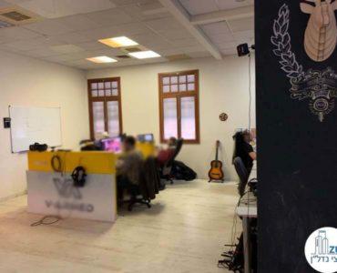 אופן ספייס משרד להשכרה במתחם רוטשילד תל אביב