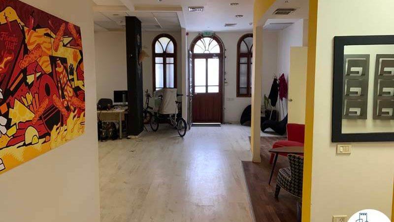 אופן ספייס במשרד להשכרה במתחם רוטשילד תל אביב